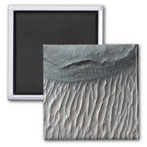 Ius Chasma, un barranco grande en Marte Iman Para Frigorífico