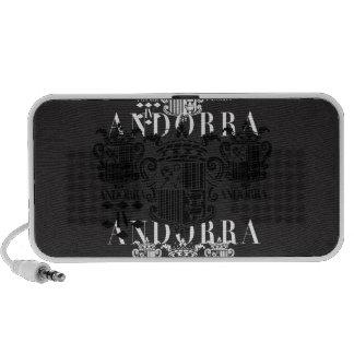 IV - ANDORRA iPhone ALTAVOZ
