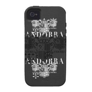 IV - ANDORRA Case-Mate iPhone 4 CARCASAS