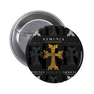 IV - Armenia 2 Inch Round Button