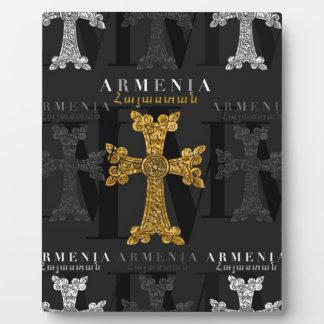 IV - Armenia Placa Para Mostrar