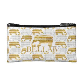 IV Bella- Elefante Makeup Bag
