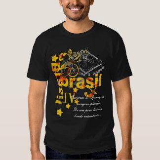 IV BRASIL  - dark Shirts