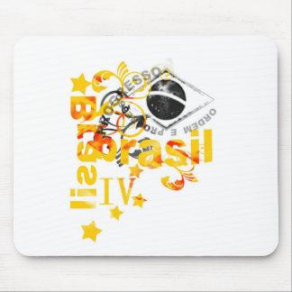 IV Brasil Mouse Pad