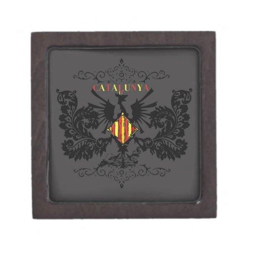 IV CATALUNYA PREMIUM TRINKET BOX