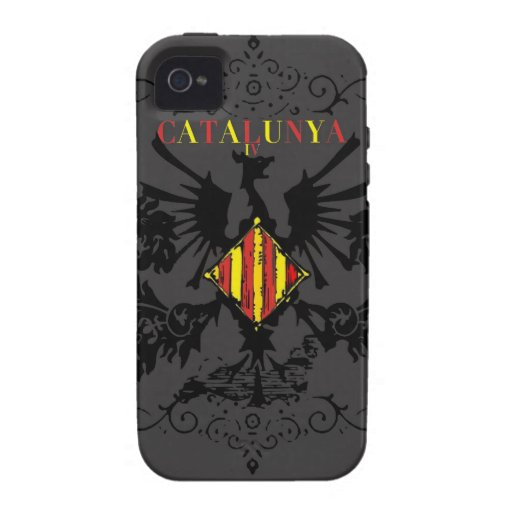 IV CATALUNYA VIBE iPhone 4 COVER