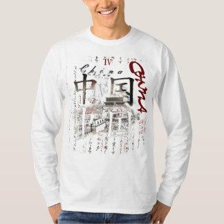 IV CHINA -long sleeve T-Shirt