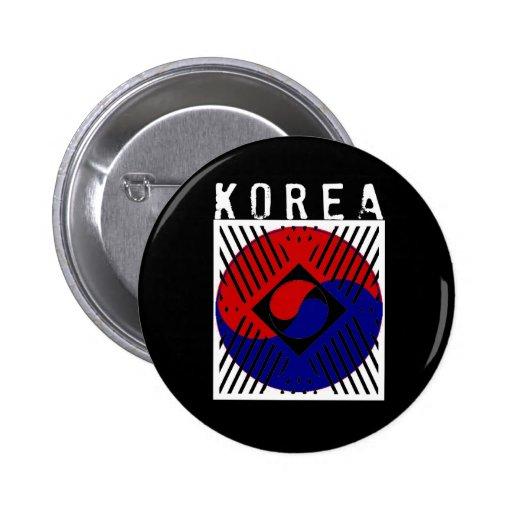 IV - Corea Pins