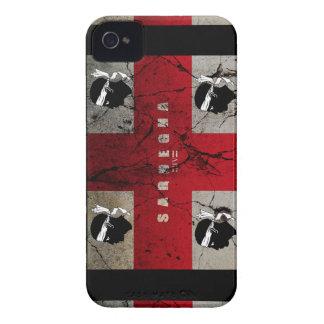 IV - CST de SARDEGNA Carcasa Para iPhone 4 De Case-Mate