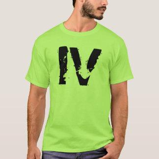 IV - Customized T-Shirt
