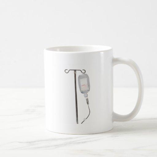 IV drip Coffee Mug