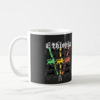 IV - Ethiopia Coffee Mug