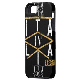 IV - Italia Gold iPhone SE/5/5s Case
