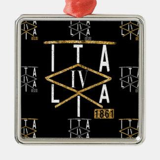 IV - Italia Gold Ornament