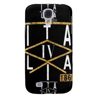 IV - Italia Gold Samsung S4 Case