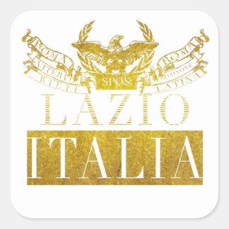 IV - Lazio Square Sticker