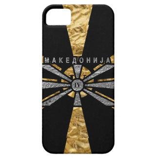 IV - Macedonia Funda Para iPhone SE/5/5s