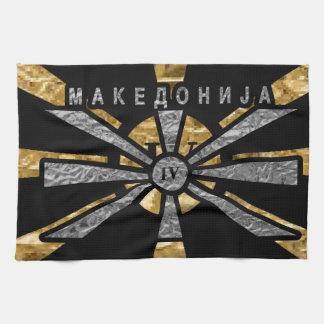 IV - Macedonia Toalla