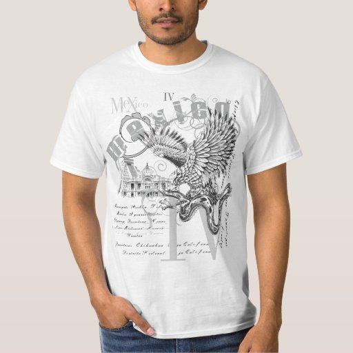 IV Mexico Tee Shirt