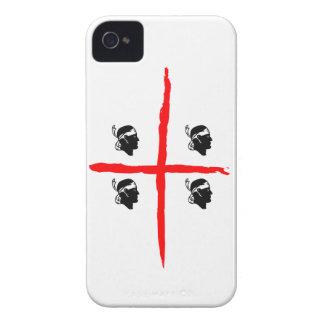 IV - Mori de SARDEGNA 4 Carcasa Para iPhone 4 De Case-Mate