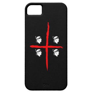 IV - Negro de Sardegna 4 Mori Funda Para iPhone SE/5/5s