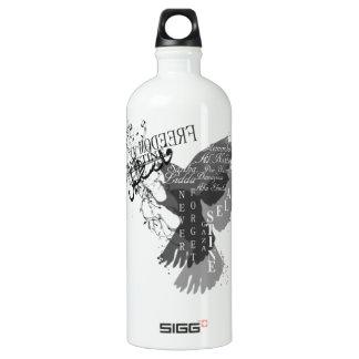IV Palestine NVFRG SIGG Traveler 1.0L Water Bottle
