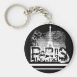 IV - Paris II Keychain