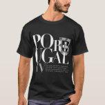 IV - PORTUGAL - DARK T-Shirt
