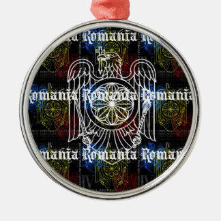 IV - ROMANIA METAL ORNAMENT