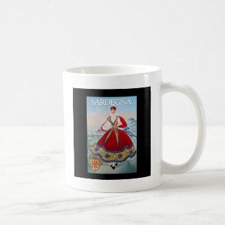 IV - SARDEGNA Costume Coffee Mug