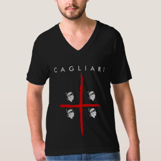 IV - SARDEGNA IV mori -CAGLIARI. Shirt