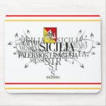 IV SICILIA ALFOMBRILLAS DE RATON