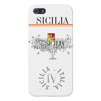IV - SICILIA (CAJA DEL TELÉFONO) iPhone 5 CÁRCASA