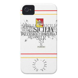 IV SICILIA Case-Mate iPhone 4 CASE