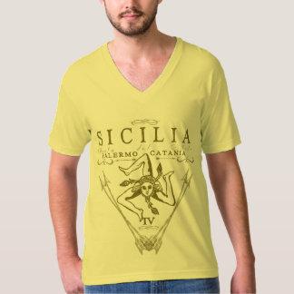 IV - Sicilia Isola del Sole - Gialla Shirts
