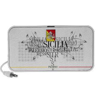 IV - SICILIA (SPEAKERS) SPEAKER