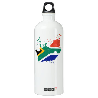 IV - South Africa Aluminum Water Bottle