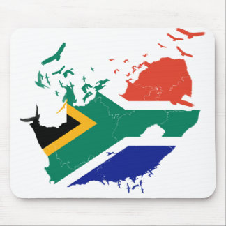 IV - South Africa Mouse Pad