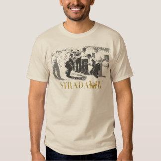 IV- Strada Murales Sa Mora T-shirt