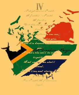 IV Suráfrica III Camisetas