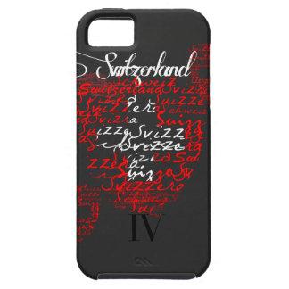 IV Switzerland iPhone 5 Case