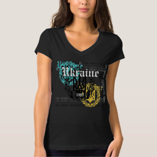 IV Ukraine Womens T-shirts