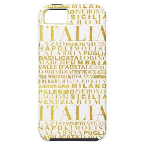 IV - UNITA DE ITALIA iPhone 5 Case-Mate FUNDA