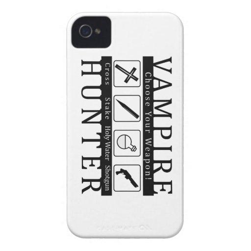 iVampire Hunter iPhone 4 Cover