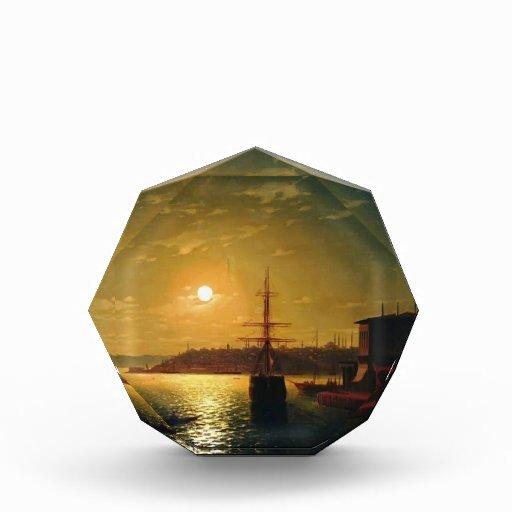 Ivan Aivazovsky- el cuerno de oro de la bahía