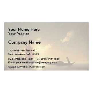 Ivan Aivazovsky- Gondolier at Sea by Night Business Card