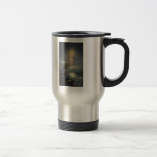 Ivan Aivazovsky- Jesus walks on water Mugs