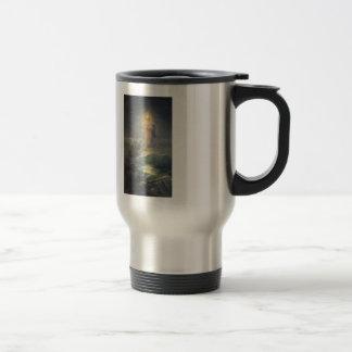 Ivan Aivazovsky- Jesus walks on water Coffee Mug