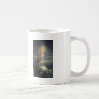 Ivan Aivazovsky- Jesus walks on water Coffee Mugs