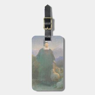 Ivan Aivazovsky- Katolikos Hrimyan near Emiadzin Travel Bag Tags